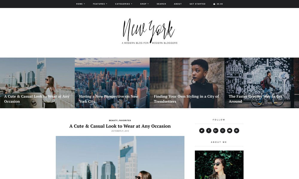 New York WordPress Blog
