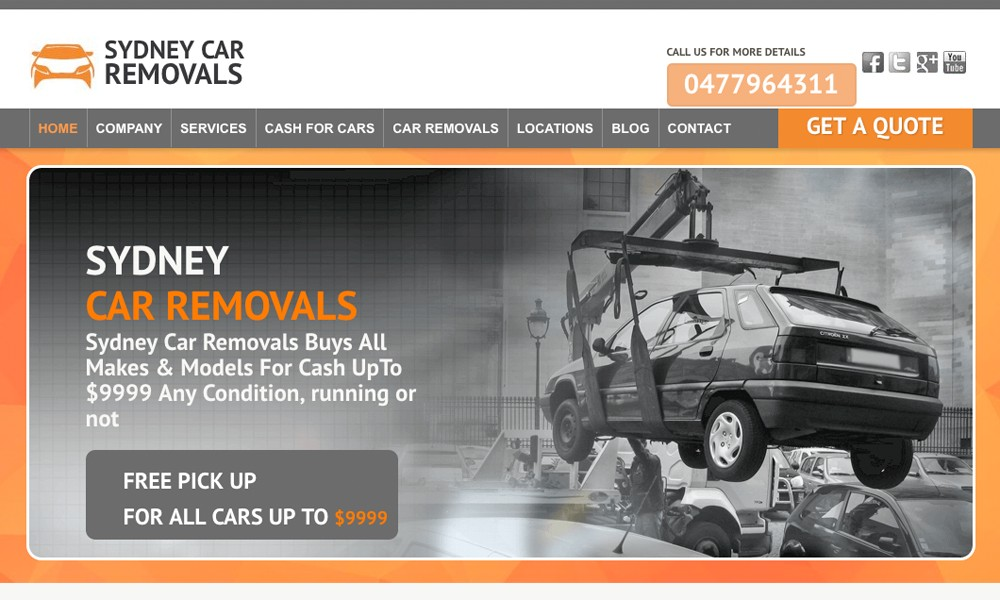 Sydney Cars Removals