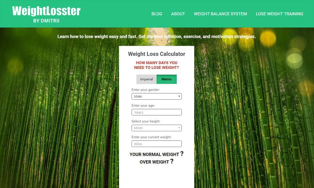 Weight loss strategies that work - Weightlosster.com
