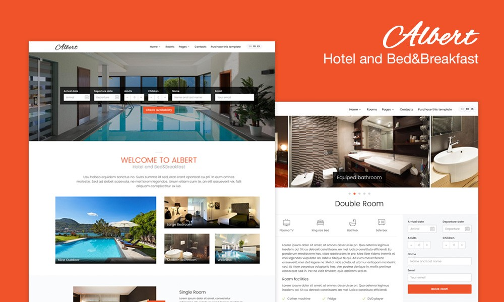 Albert - Hotel and Bed&Breakfast