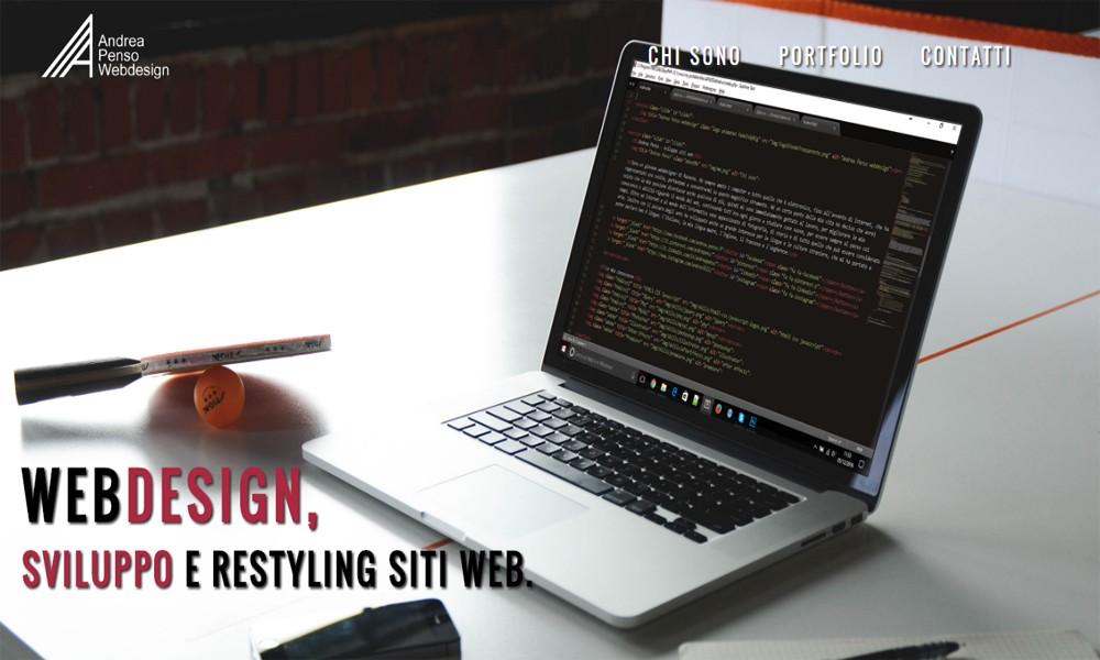 Andrea Penso Webdesign