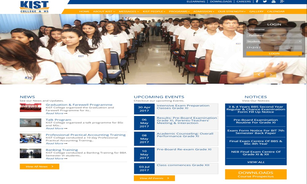 BIM College in Kathmandu | College of Information Technology and Management