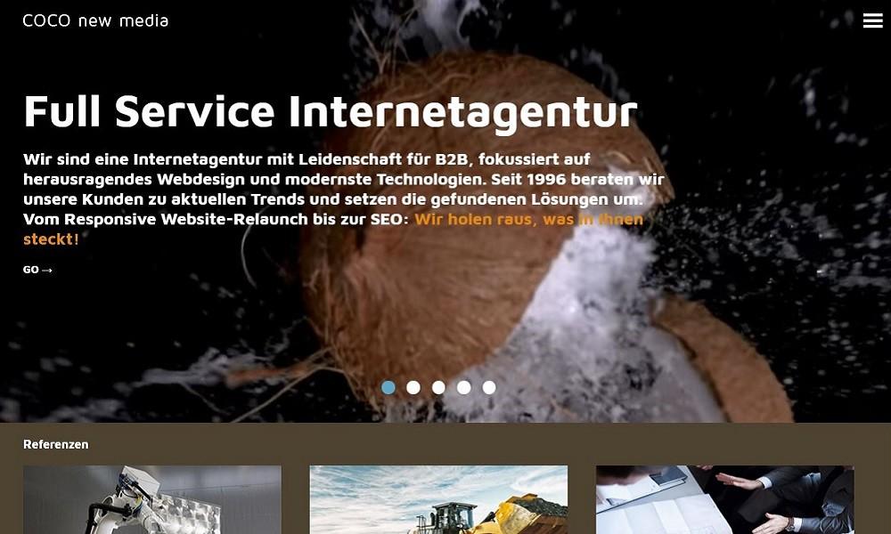 COCO new media - Internetagentur München