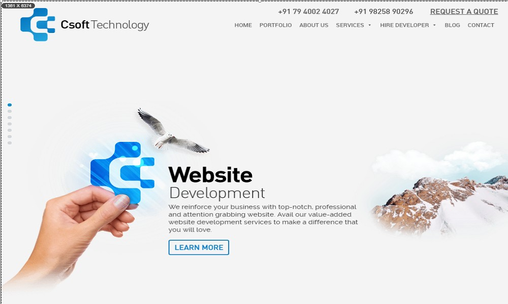 Csoft Technology - Web Development Company