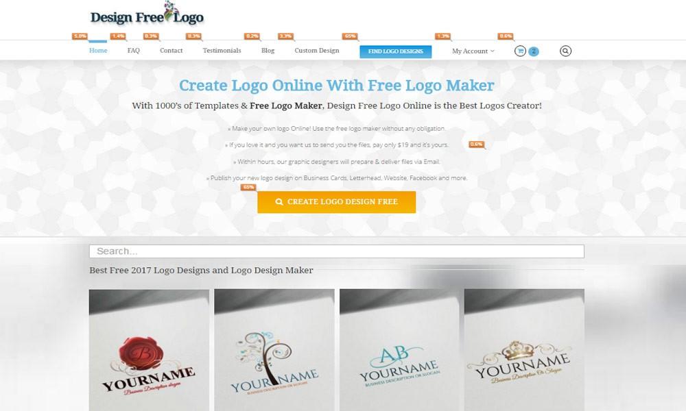 Free online logo design websites