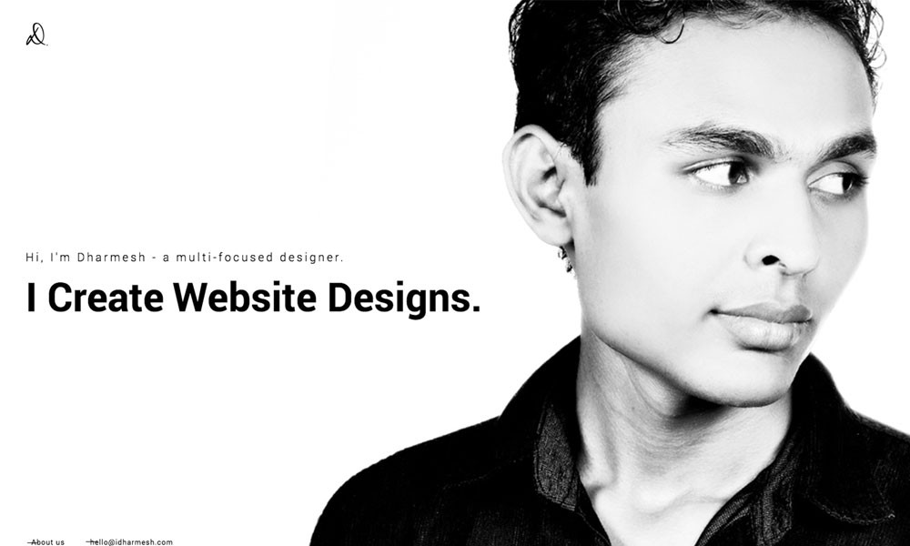 Dharmesh - a multi-focused designer