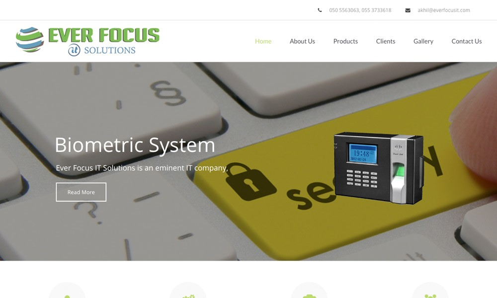 Ever Focus IT Solutions