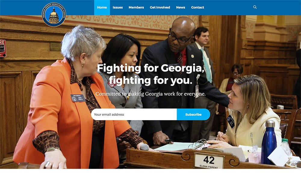 Georgia Senate Democratic Caucus