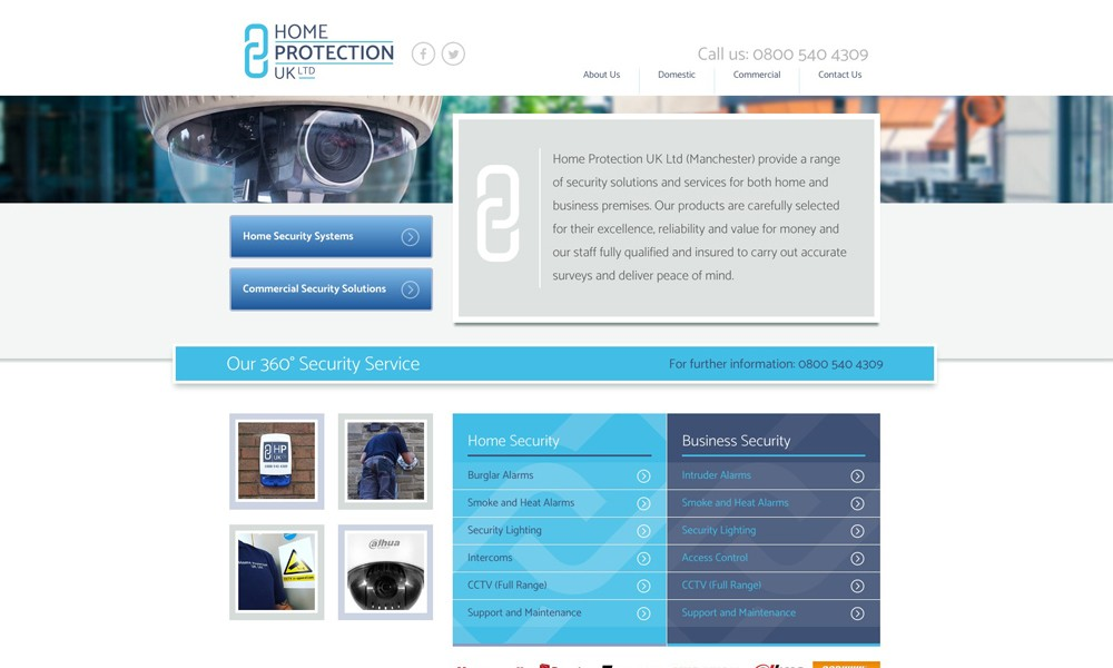Home Protection UK Ltd