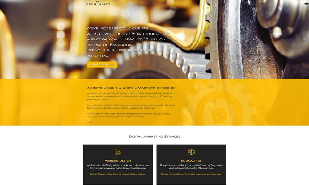 Mechanised