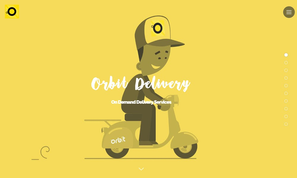 Orbit Delivery