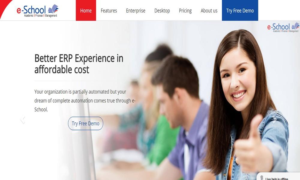 Software for School   Online School Management Software   ERP Software for School