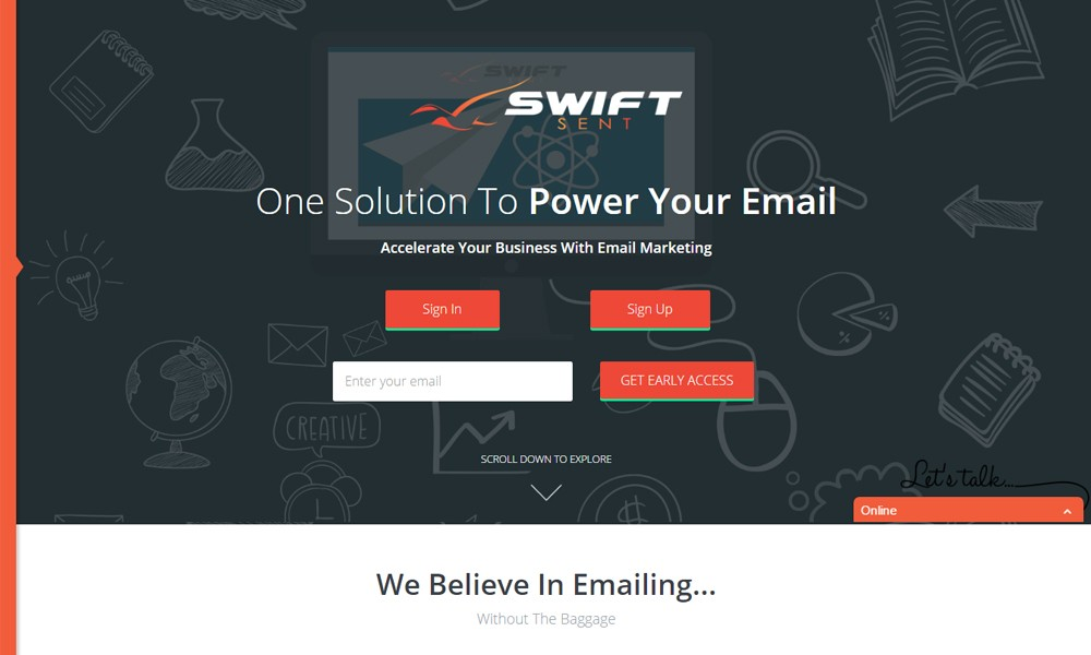 Swift Sent - Business Email Marketing