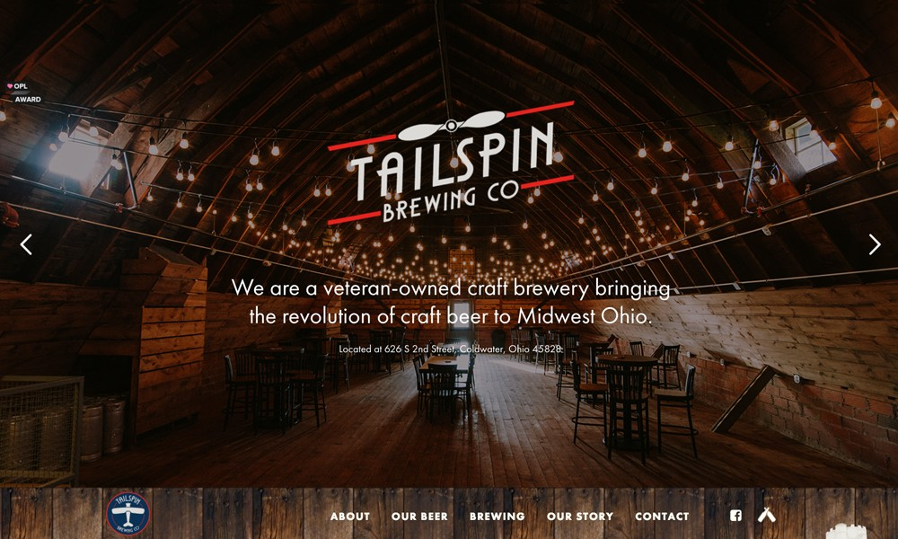 Tailspin Brewing