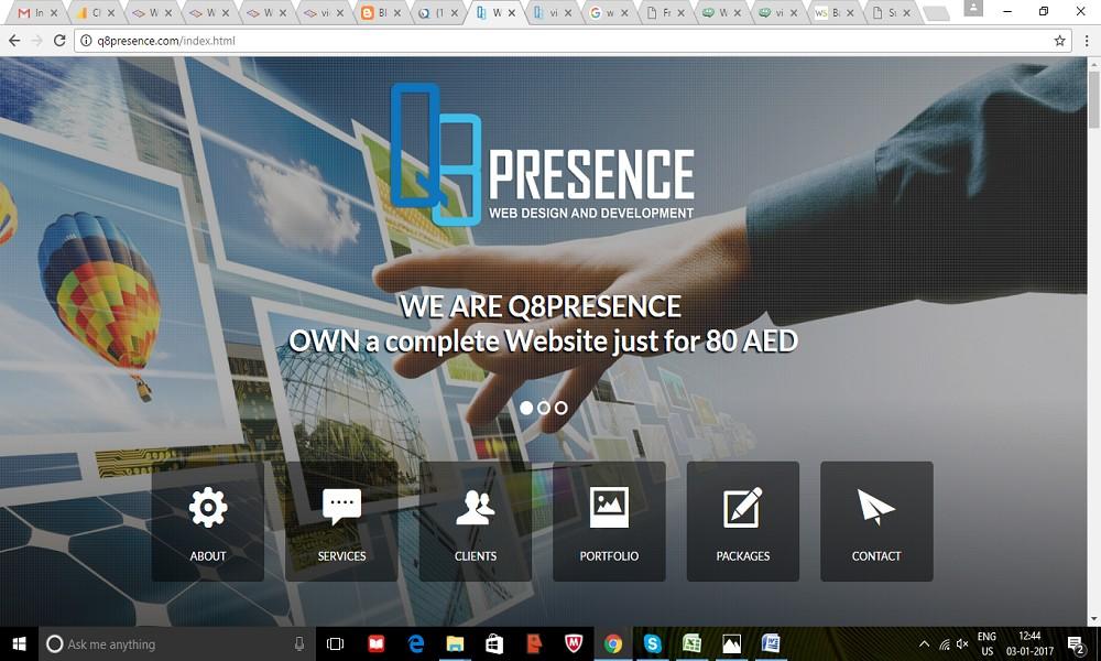 web designing and web development company kuwait