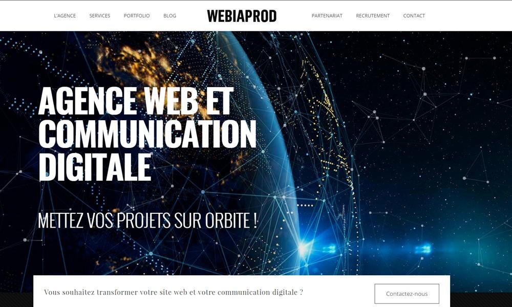 Agence digitale Webiaprod