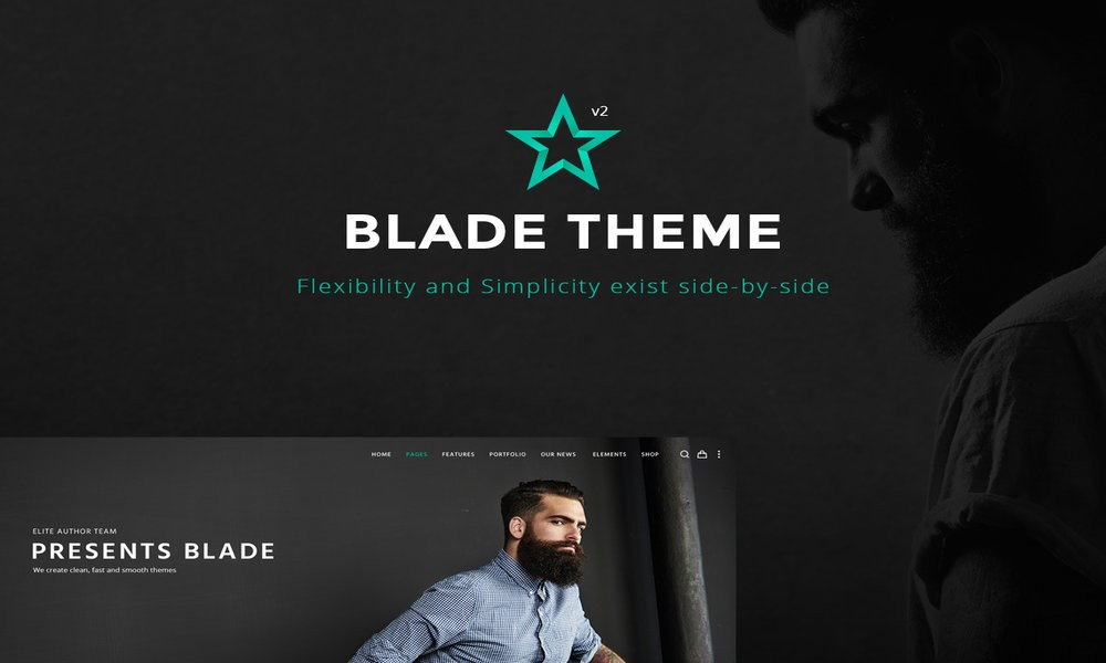 Blade - Multipurpose Corporate Theme