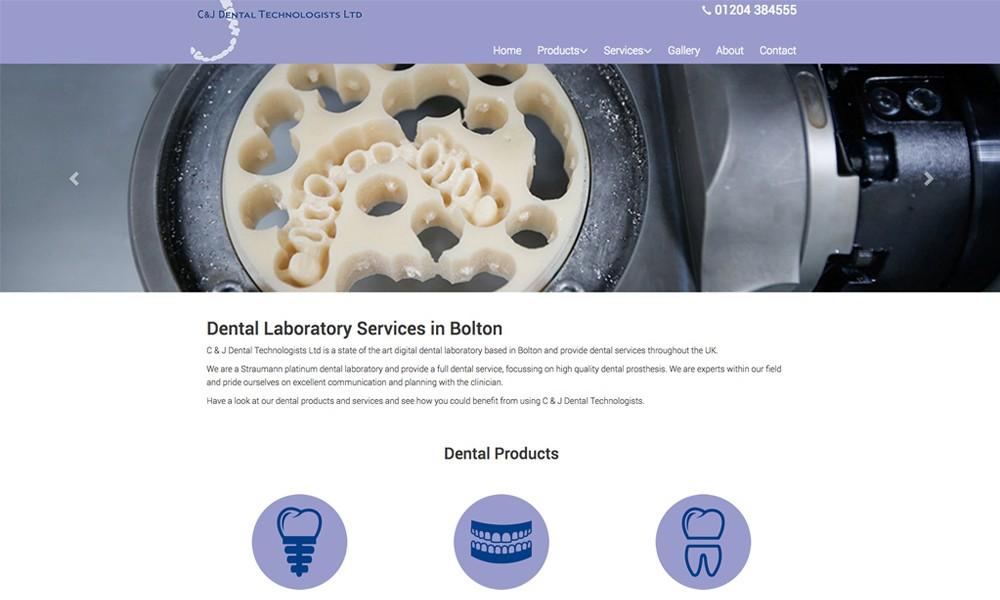 C and J Dental Technologists Ltd