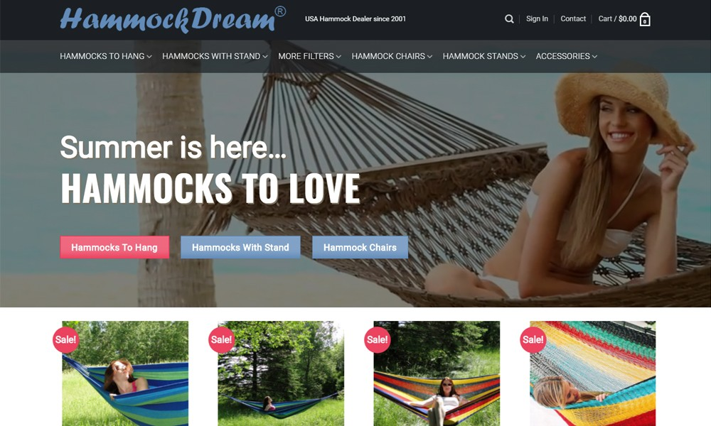 Hammock Dream