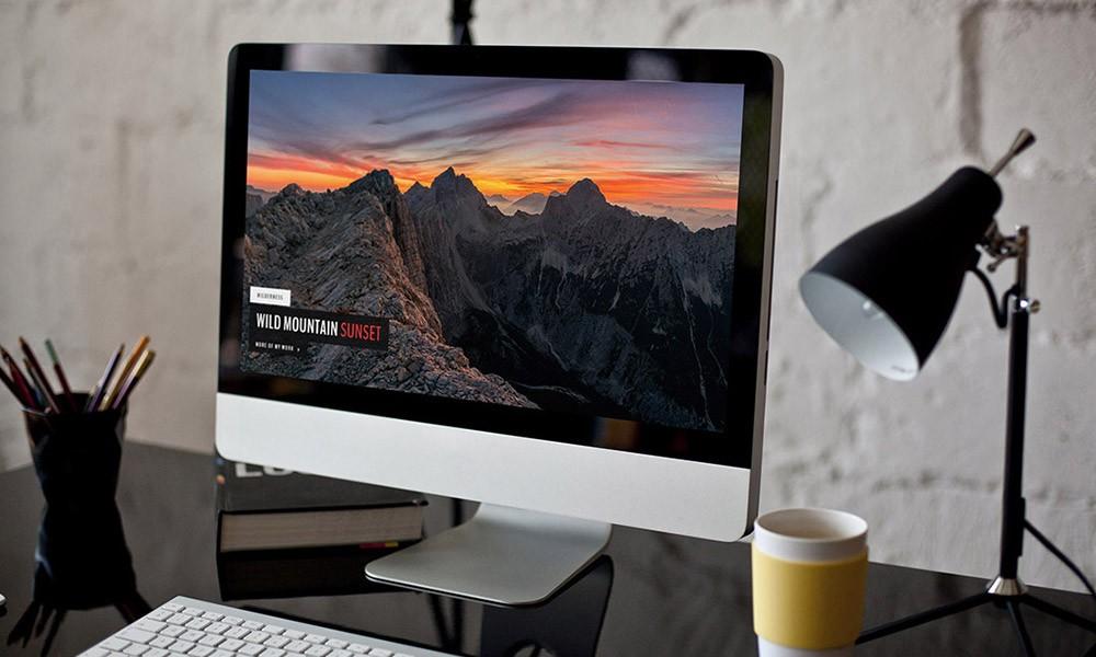 LandScape – A Photography WordPress Theme