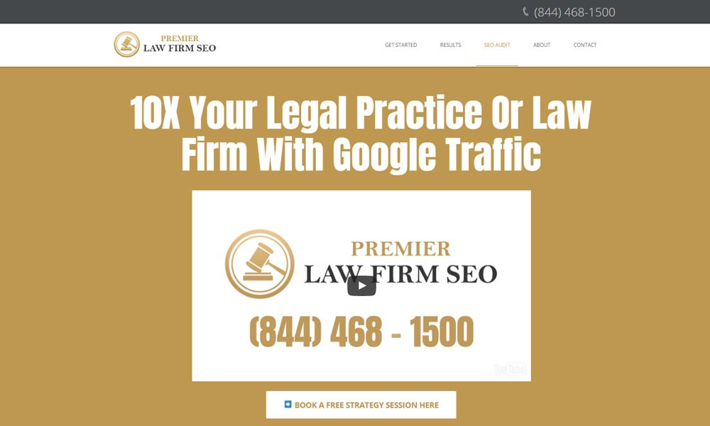 Premier Law Firm SEO
