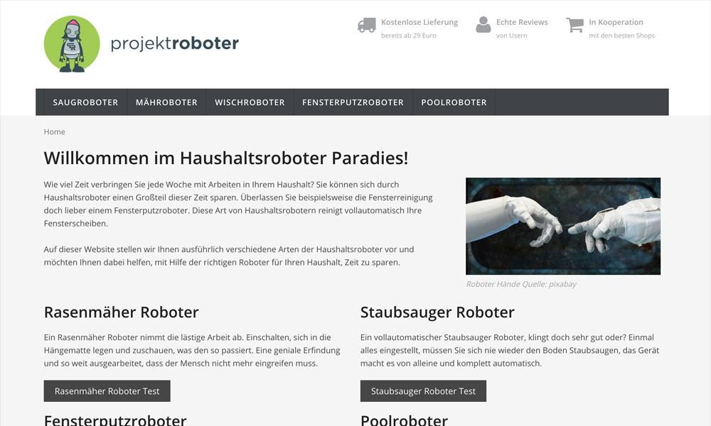 Projekt Roboter
