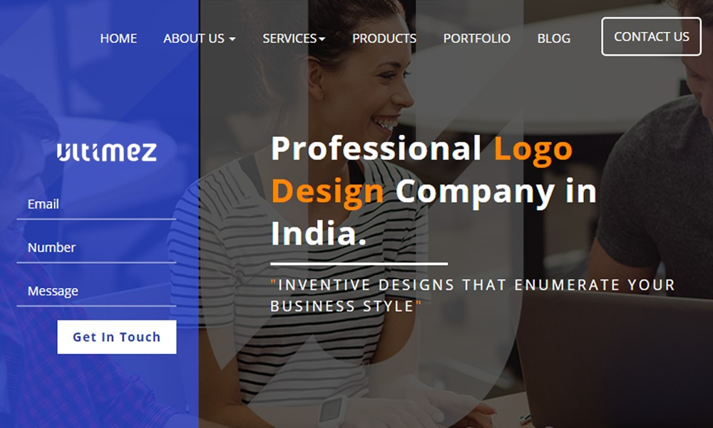 Ultimez Logo Design Services