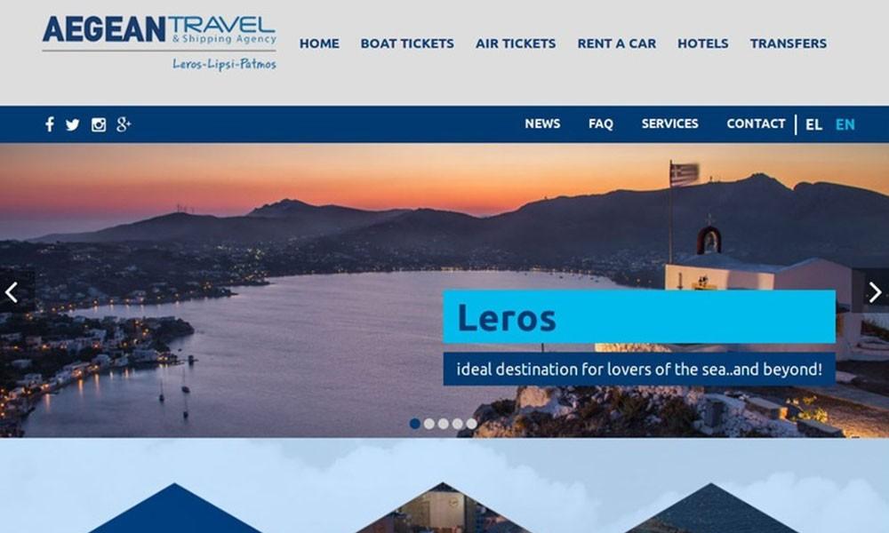 Aegean travel