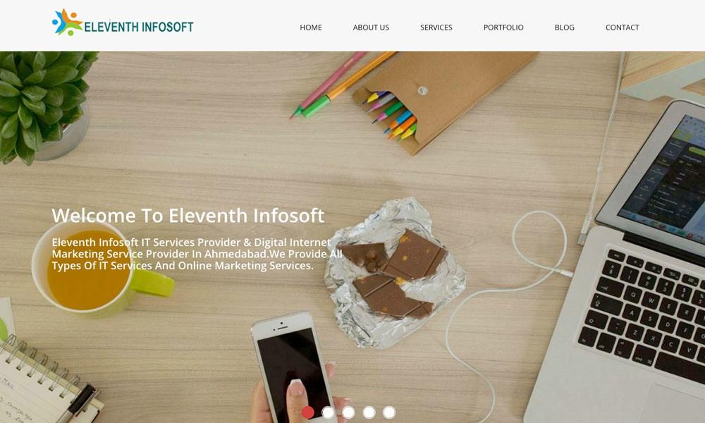 Eleventh Info Soft