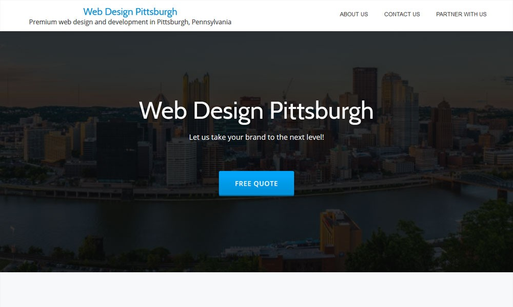 Web Design Pittsburgh