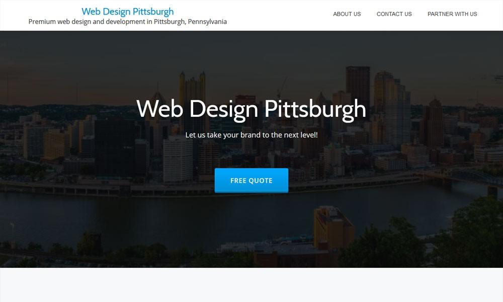 Web Design Pittsburgh