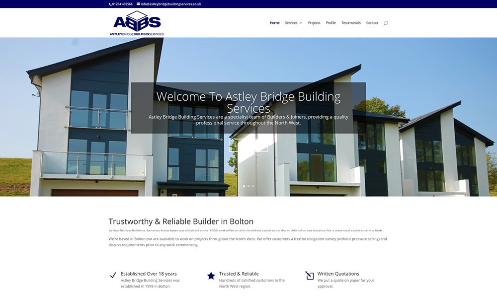 Astley Bridge Building Services