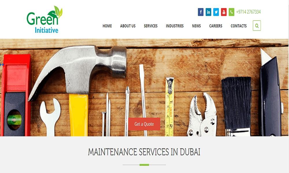 Maintenance Company Dubai