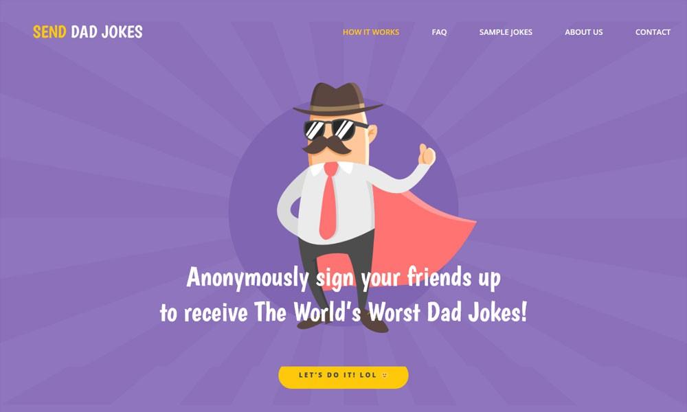 The World's Worst Dad Jokes