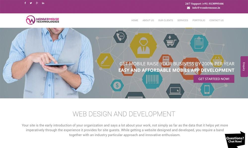WonderMouse Technologies