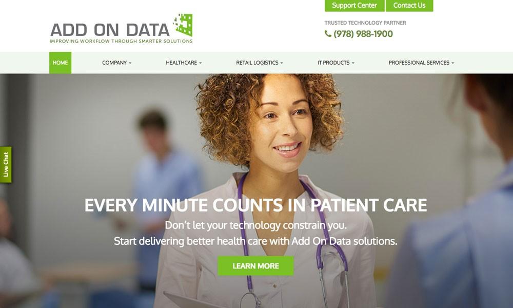 Add On Data