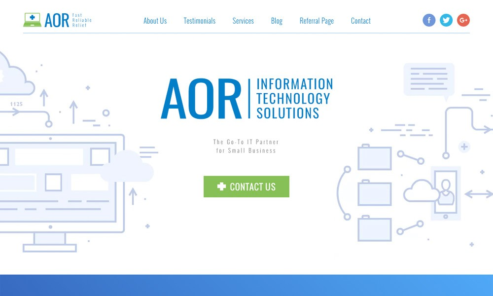 AOR Information Technology Solutions