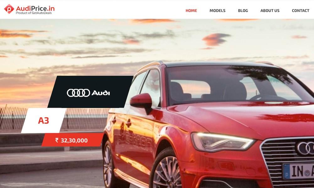 Audi Price