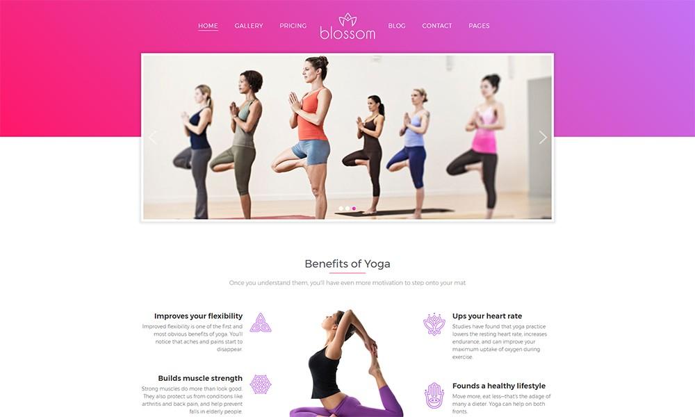 Blossom Yoga Club