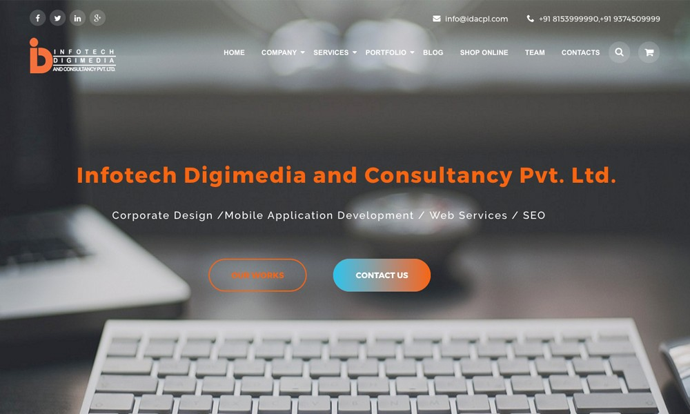 Infotech Digimedia & Consultancy Pvt Ltd