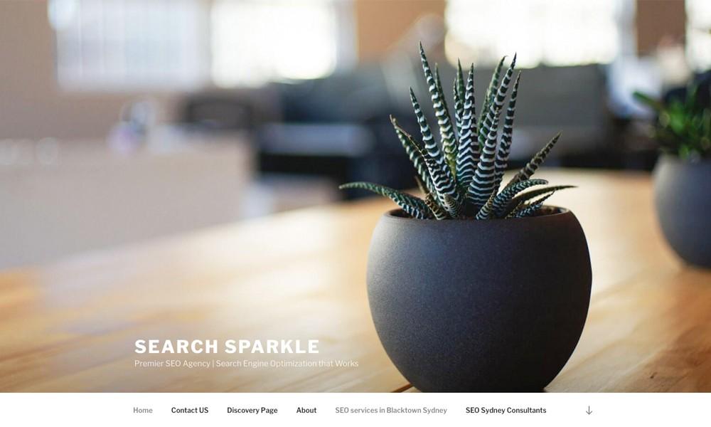 Search Sparkle