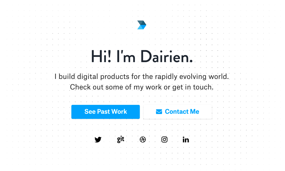 Dairien.com