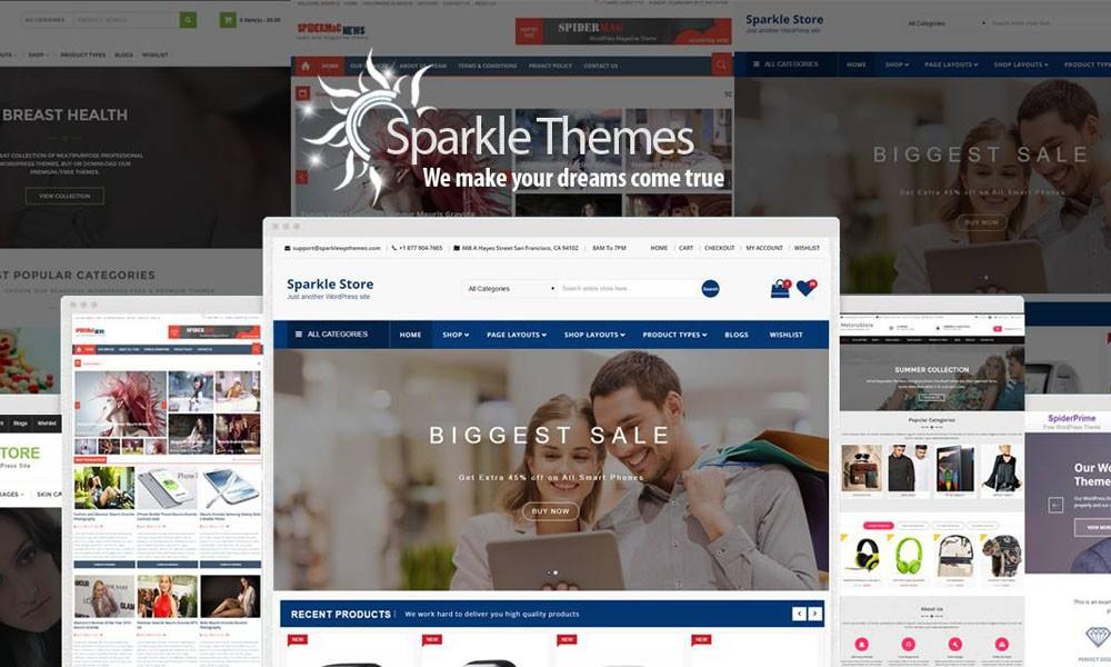 Sparkle Themes
