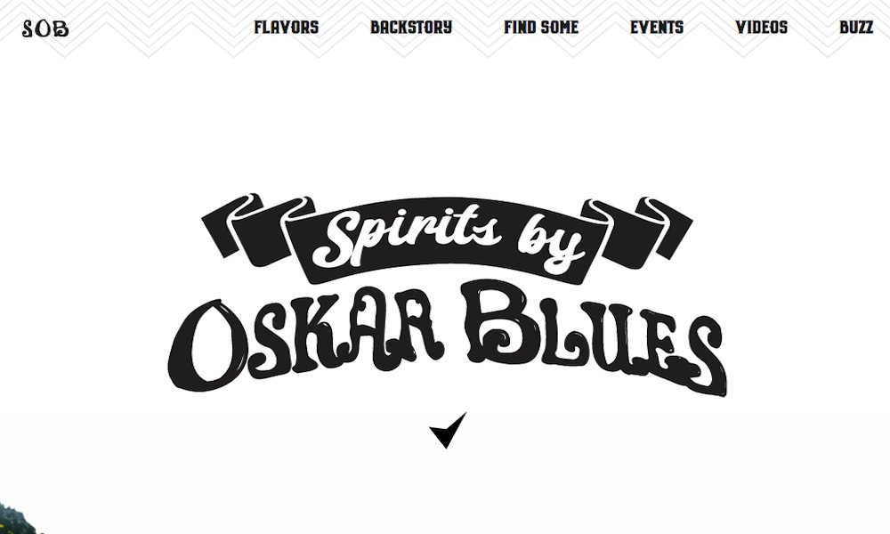 Spirits by Oskar Blues