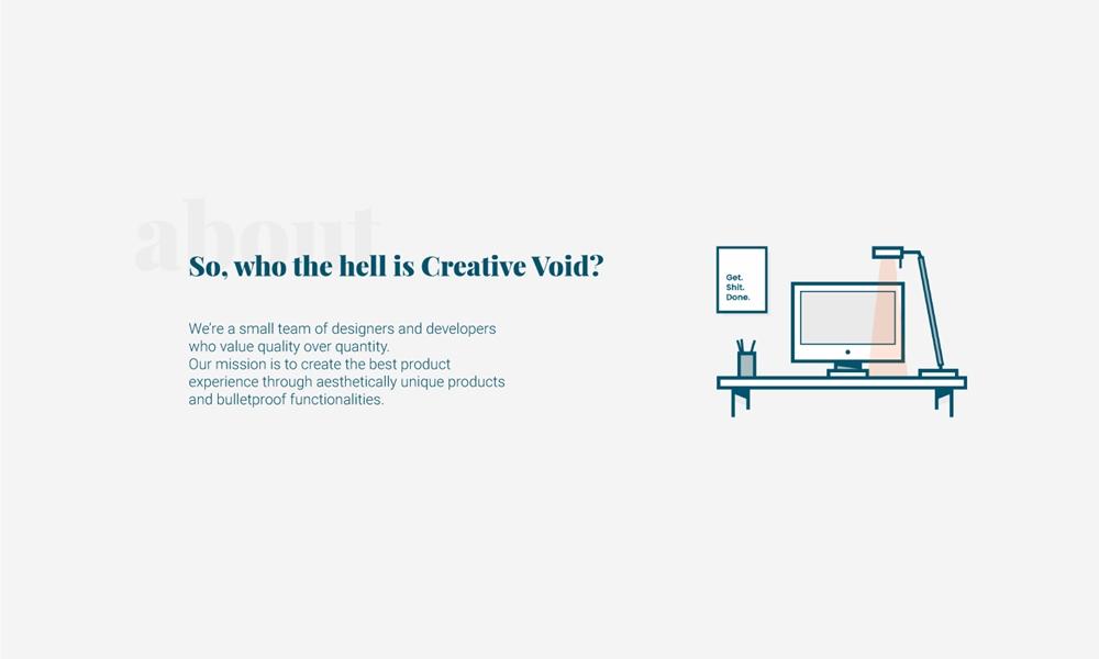 Creative Void