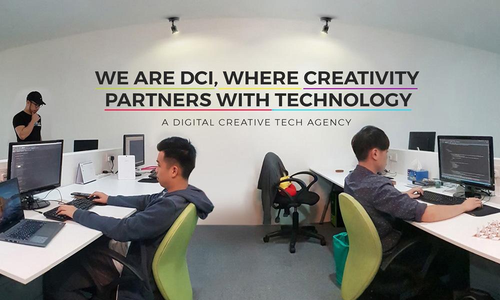 DCI Digital 360 Website