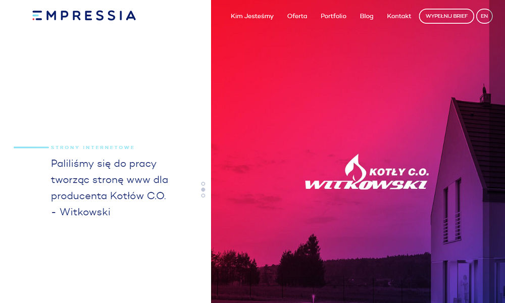 Empressia - interactive agency