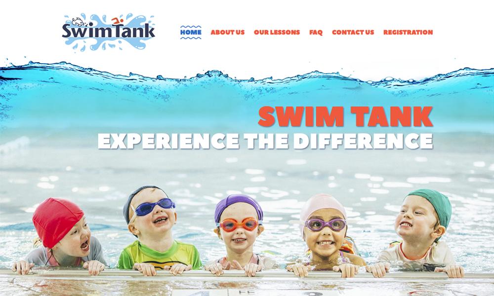 Swim Tank