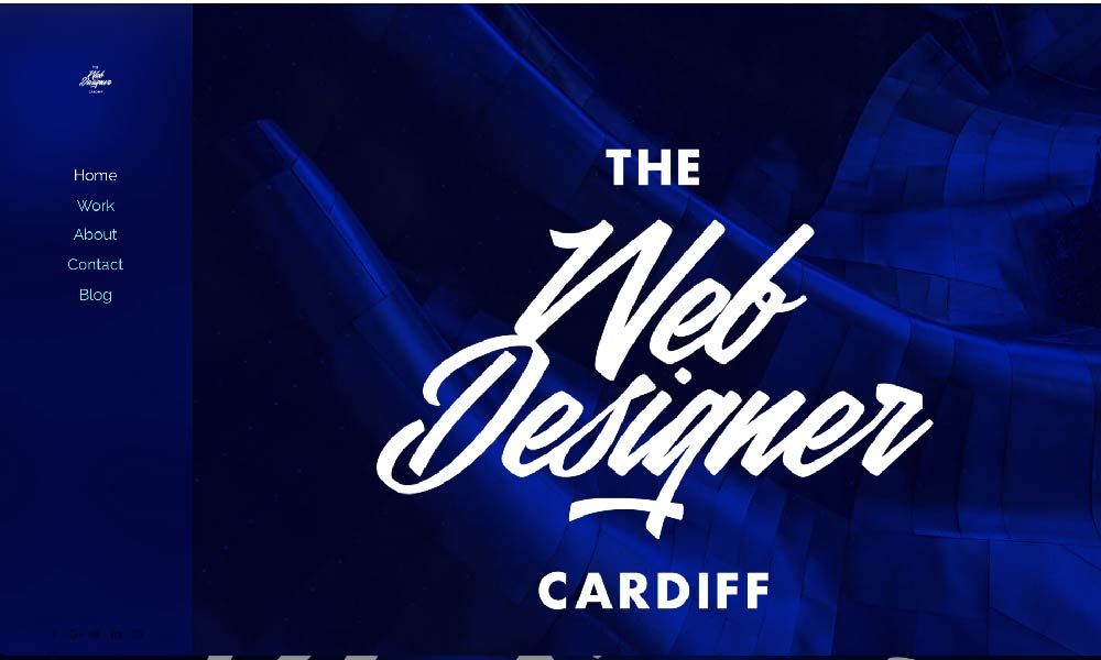 The Web Designer Cardiff