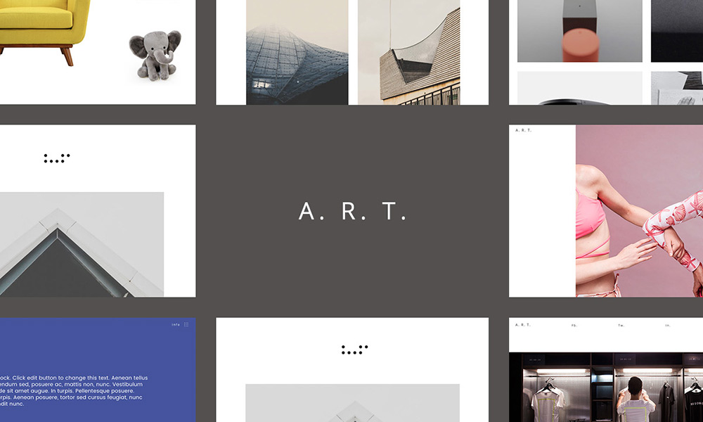 Art Simple WordPress for Artist
